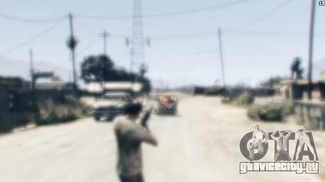Halo 5 Light Rifle 1.0.0 для GTA 5 пятый скриншот