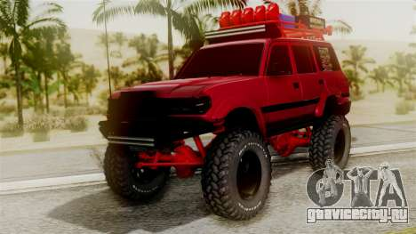 Burbuja Off Road для GTA San Andreas
