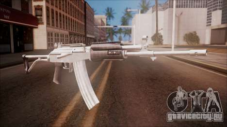 Galil AR v1 from Battlefield Hardline для GTA San Andreas