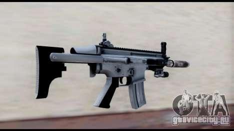 MK16 PDW Advanced Quality v1 для GTA San Andreas второй скриншот