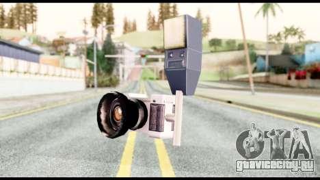 Фотокамера для GTA San Andreas