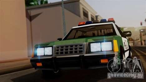 VCPD Cruiser для GTA San Andreas
