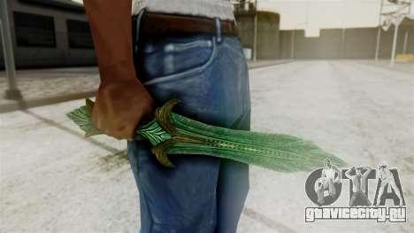 Glass Dagger для GTA San Andreas второй скриншот