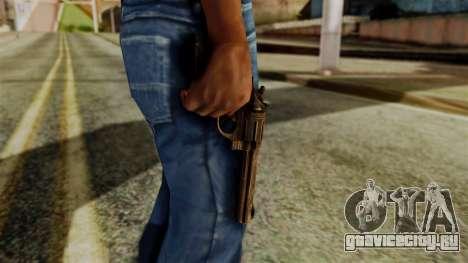 Colt Revolver from Silent Hill Downpour v1 для GTA San Andreas третий скриншот