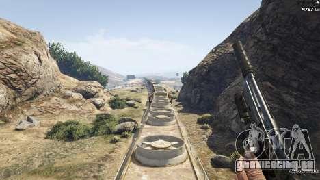 Improved freight train 3.8 для GTA 5 седьмой скриншот