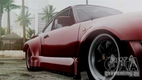 Porsche 911 Turbo (930) 1985 Kit C для GTA San Andreas