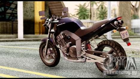 Ducati FCR-900 v4 для GTA San Andreas вид слева