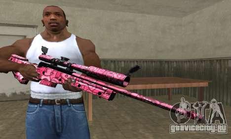 Lamen Sniper для GTA San Andreas