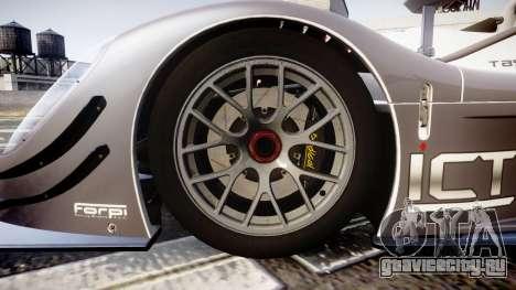 Radical SR8 RX 2011 [11] для GTA 4 вид сзади