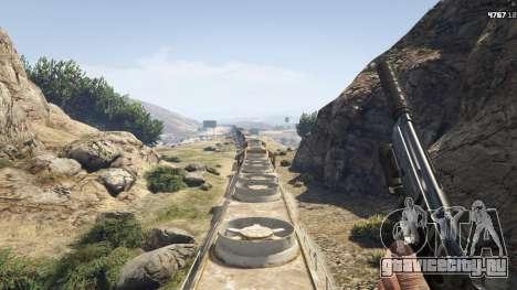 Improved freight train 3.8 для GTA 5 восьмой скриншот