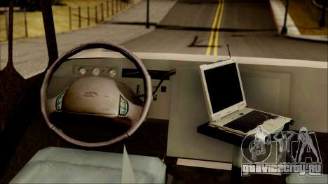 SANG Combat Rescue International для GTA San Andreas вид сзади