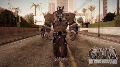 Bane Boss (Batman Arkham City) для GTA San Andreas второй скриншот