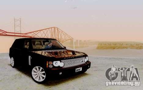 ENB Series Ultra Graphics for Low PC v3 для GTA San Andreas
