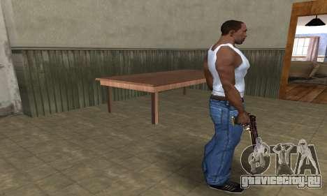 Klajk Deagle для GTA San Andreas третий скриншот