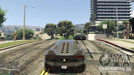 Drag Race 1.2a для GTA 5 пятый скриншот