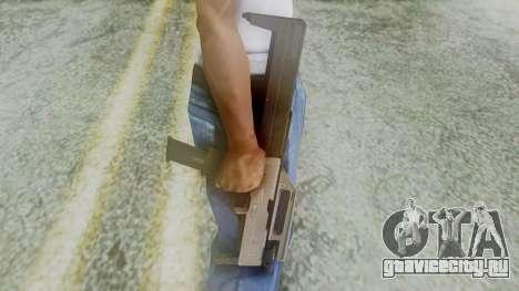 FMG-9 from Modern Warfare 3 для GTA San Andreas третий скриншот