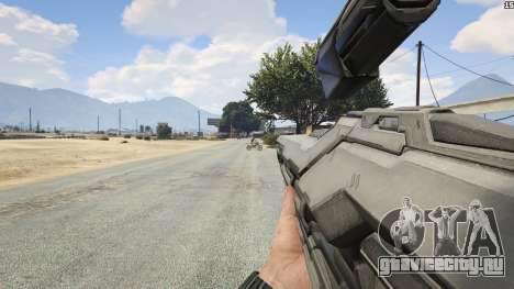 Halo 5 Light Rifle 1.0.0 для GTA 5 девятый скриншот
