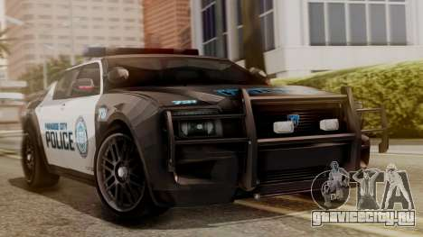 Hunter Citizen v1 IVF для GTA San Andreas