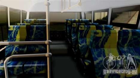 JAC Microbus для GTA San Andreas вид справа