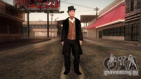 Dr. John Watson v2 для GTA San Andreas второй скриншот