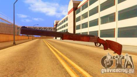 Atmosphere Rifle для GTA San Andreas