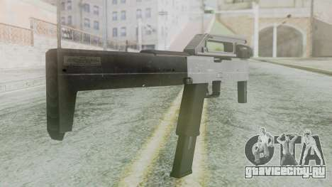 FMG-9 from Modern Warfare 3 для GTA San Andreas второй скриншот