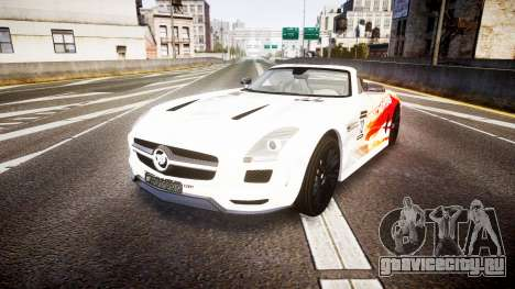 Mercedes-Benz SLS AMG для GTA 4
