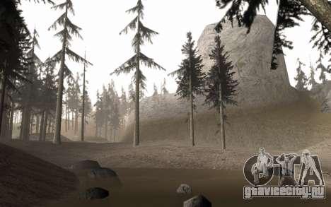 Копия оригинальных деревьев для GTA San Andreas третий скриншот