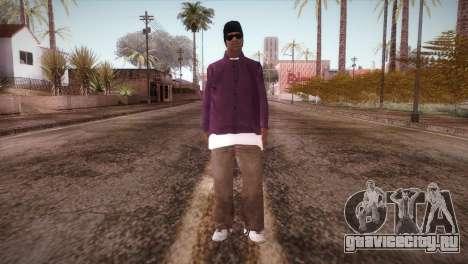 HD ballas3 Retextured для GTA San Andreas второй скриншот