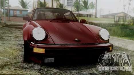 Porsche 911 Turbo (930) 1985 Kit C для GTA San Andreas вид справа