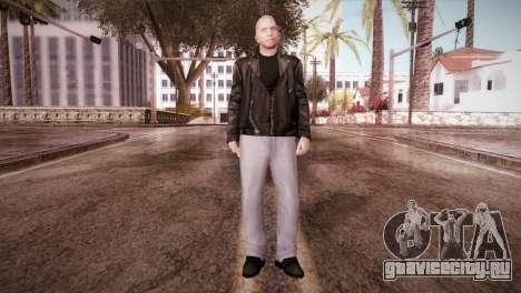 Физрук для GTA San Andreas второй скриншот