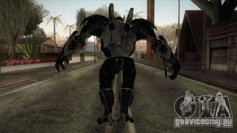 Batman Suit для GTA San Andreas третий скриншот
