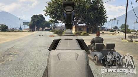 Halo 5 Light Rifle 1.0.0 для GTA 5 десятый скриншот