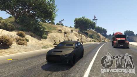 Nitro Mod (Xbox Joystick support) 0.7 для GTA 5