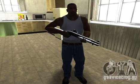 Black Shotgun для GTA San Andreas третий скриншот