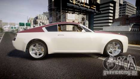 GTA V Enus Windsor для GTA 4 вид слева