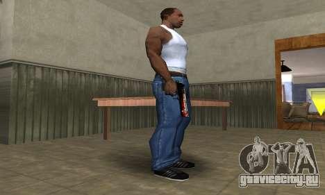 Totenkopf Deagle для GTA San Andreas второй скриншот
