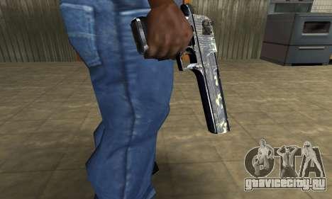 Flacon Deagle для GTA San Andreas