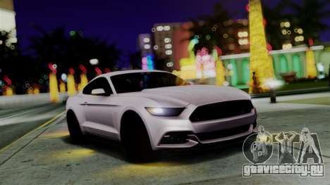 R.N.P ENB v0.248 для GTA San Andreas десятый скриншот