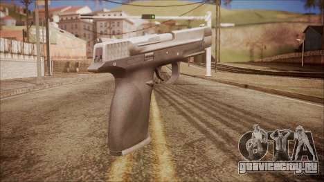 SW40p from Battlefield Hardline для GTA San Andreas второй скриншот