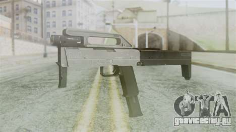 FMG-9 from Modern Warfare 3 для GTA San Andreas