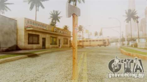 GTA 5 Hatchet v1 для GTA San Andreas