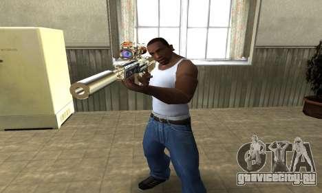 Sniper Fish Power для GTA San Andreas второй скриншот