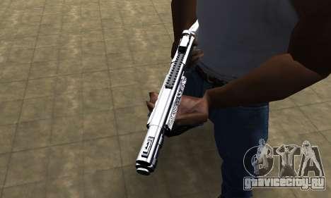 Black Shotgun для GTA San Andreas второй скриншот