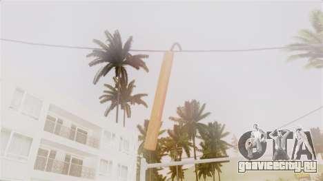 Red Dead Redemption TNT Diego Elegant для GTA San Andreas третий скриншот