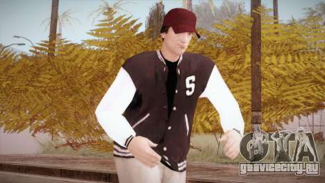 Jimmy Silverman для GTA San Andreas