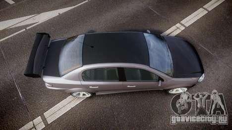 Declasse Premier RT для GTA 4 вид справа