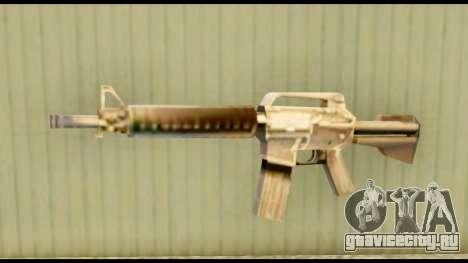 M4 Fixed для GTA San Andreas
