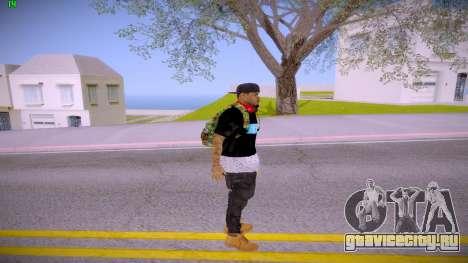 Fresco для GTA San Andreas второй скриншот