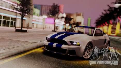 R.N.P ENB v0.248 для GTA San Andreas восьмой скриншот